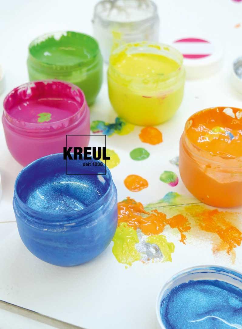 MUCKI Kinderfarben von KREUL